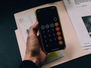 cellulaire-Calculatrice