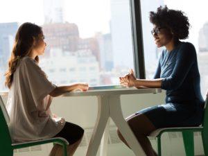 Entrevue d'embauche